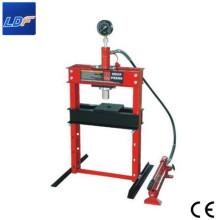 10ton Shop Press with Gauge