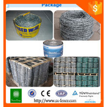 Electric/Hot dipped galvanized barbed wire