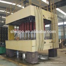 CNC Hydraulic Dished End Configuring Machine(Shuipo)/dished ends machine/dished end flanging machine