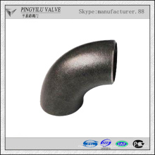 standard carbon steel welding pipe fitting elbow