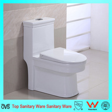 Double Siphonic Flushing Ceramic One-Piece Water Closet Wc