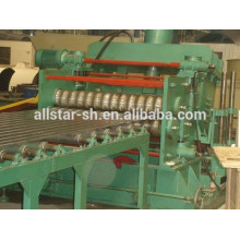 Steel Silo Corrugated Profile Roll Forming Line
