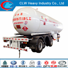 Factory Sales 50 Cbm LPG Semi Trailer for Transport
