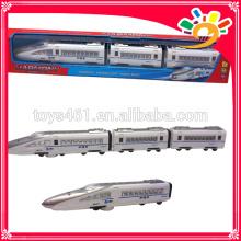 Kids Funny B / O Plastic Classic Railway jouet de train électrique à grande vitesse