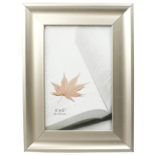 Popular Silver Plastic Photo Frame For Promotion