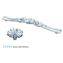 Accessoires pour meubles Poignées en alliage de zinc en alliage (22101)