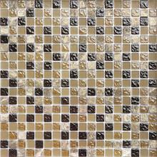 4mm Hotel Decor Mosaico de vidrio para la decoración