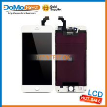 Telefones móveis por atacado lcd para a tela de lcd do iphone, baixo preço, boa qualidade + entrega rápida + 180 dias de garantia