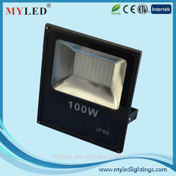 Aluminum Alloy LED High Bay Light 100W Waterproof IP65 LED FloodLight
