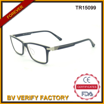 Glassic Style Adult Tr90 Optical Frames in Black Tr15099