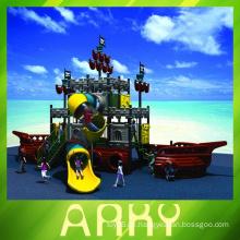Traum für Kiddie Piratenschiff Outdoor Spielplatz