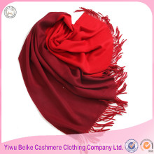 Modern style super quality cashmere fur shawl for wholesale