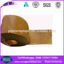cinta autoadhesiva similar del petrolato de Denso para la tubería de acero