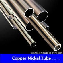 China Fábrica B10 tubo de níquel de cobre para o trocador de calor