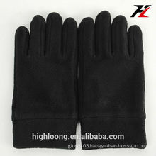 simply designed thinsulate fleece gloves