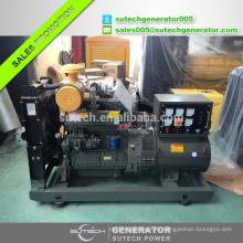 ¡Venta caliente! Fuente de la fábrica precio chino del generador diesel weifang 50KW de la fábrica
