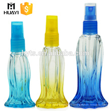 15ml 20ml 30ml wholesale fish shape glass perfume bottle with high quality