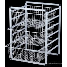 Estante de almacenamiento de 6 niveles