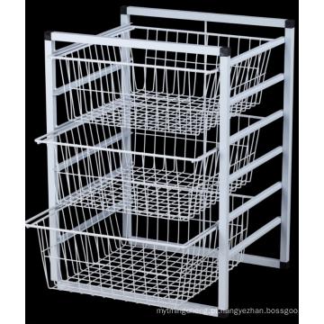 Prateleira de armazenamento de 6 camadas