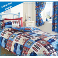 Australia Surfing Theme Printed Polycotton Duvet Cover Set
