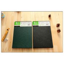 Espiral Reciclado Notebook Óleo Pintura Arte Papel Diários Clássicos Diário Sketchbook Retro-PP Cover- Notebook Classic Journals Dia