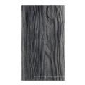 En plein air économique antidérapant wpc decking bois plastique