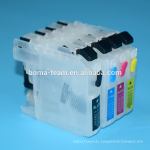 Empty cartridge LC 203 Printer Ink cartridge For Brother MFC-J4320DW/J4420DW/J4620DW/J4120DW refill ink cartridge lc203