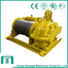 Treuil électrique à grande vitesse utilisé pour des grues en tant que grue principale