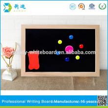 Holzrahmen Kreide für Werbeaktion