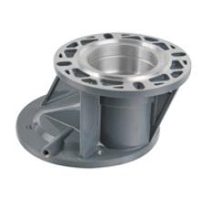 Fundición a presión de aluminio OEM para instalaciones eléctricas