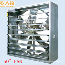 Qingdao Super Herdsman 24 '' ventilateur d'extraction pour le bétail