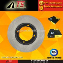 OE 55311A60B11 disco del freno del rotor del freno para las piezas de automóvil del sistema de freno del abastecedor de factoty