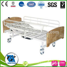 Nursing home bed two function steel electric adjustable bed