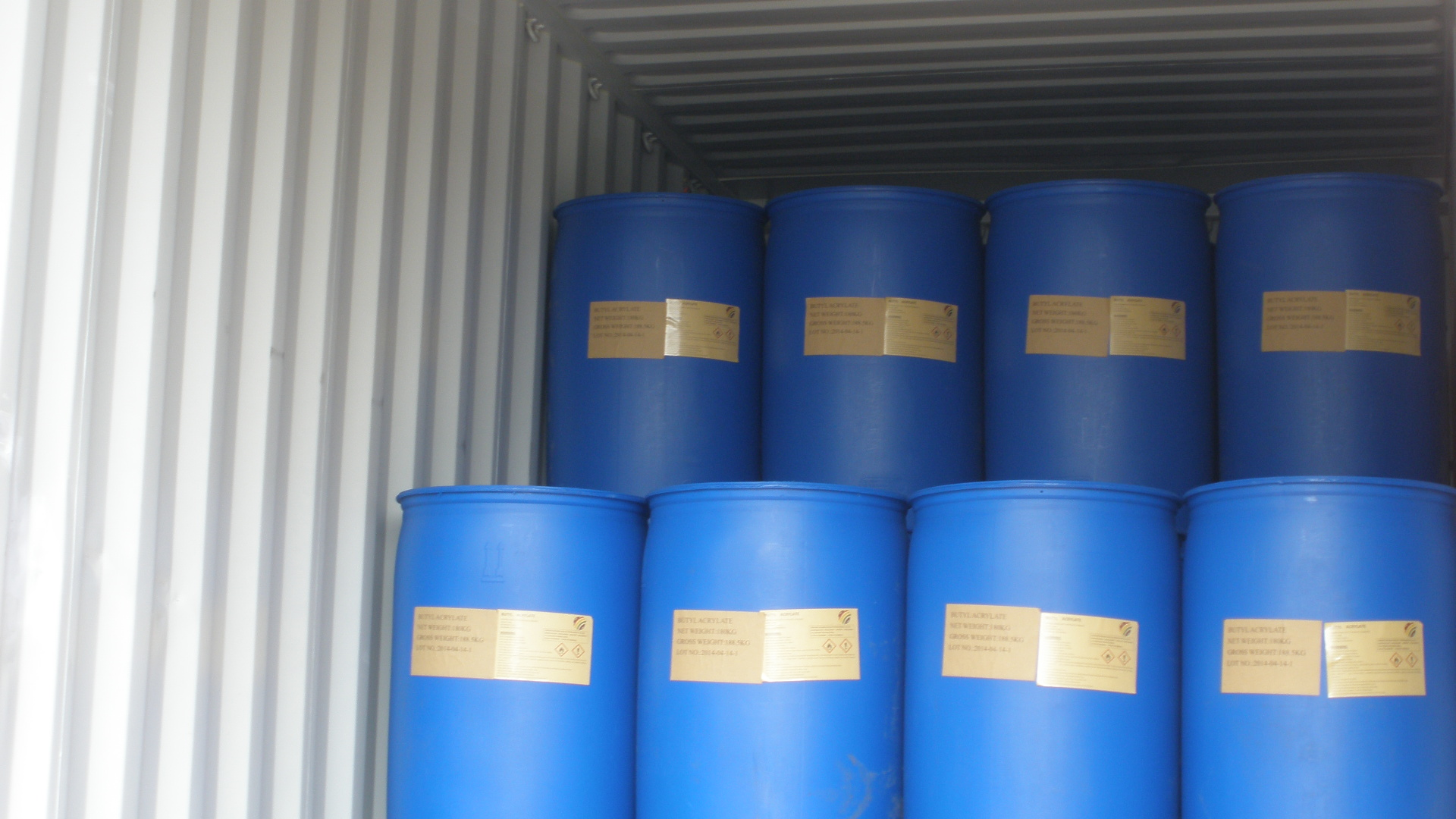 Monomer For Resin Butyl Acrylate