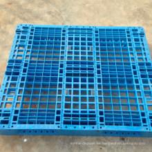 Paletas de plástico estilo euro apilable azul del mejor precio