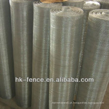vendas quentes chinesas da rede de arame de aço inoxidável