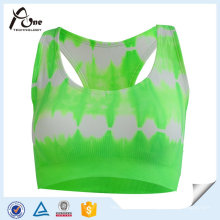 Women Wholesale Customized Printed Bra Sportswear