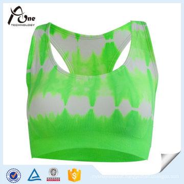 Women Wholesale Customized Printed Bra Sportswear