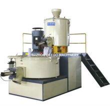 Machine de mélangeur à grande vitesse en plastique chaude et froide