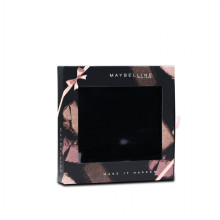 Cosmetic Packaging With drawer and Clear Window
