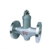 Purgeur de vapeur à soufflet à bride (STC-16)