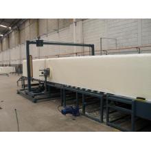 CNC Continuous  eps foam sponge machine