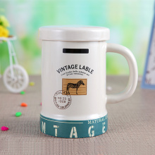 Lable Fun keramiek koffiemok 16oz