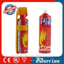 Parada de incendios coche / Coche usado espuma extintor / extintor de incendios