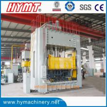 YQK27-1600 máquina de forja de metal hidráulico, placa de acero enderezamiento de la máquina