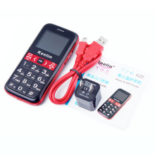 Elderly GPS cell phone with Loud Voice and big Keyboard