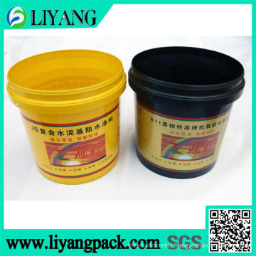 Heat Transfer Film for Coating Bucket