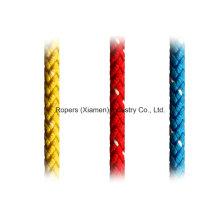 Cordes de 5mm T8 (R221) pour l'industrie de canot, principales cordes d'Halyard / Sheetjib / Gênes d'Halyard