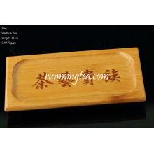 Tribut Tee Kunst Charaktere Bambus Teetasse und Untertasse