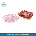 Shell Shaped Plastic Decorative Plate